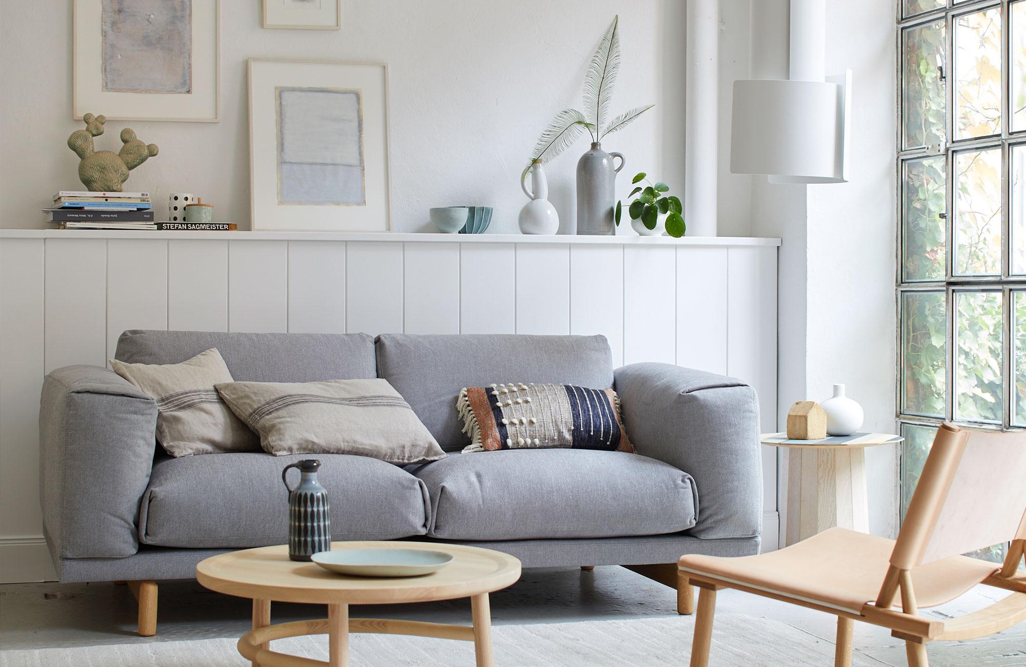 Peter Fehrentz interiordesign photography Innenarchitektur Fotografie Design Möbeldesign Furnituredesign Schöner Wohnen scandinavia scandi sofa lamp nature white
