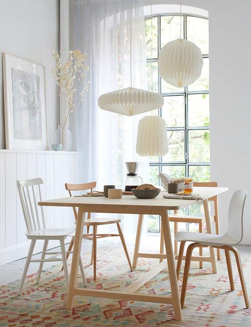 Peter Fehrentz interiordesign photography Innenarchitektur Fotografie Design Möbeldesign Furnituredesign Schöner Wohnen scandinavia scandi table lamp nature white