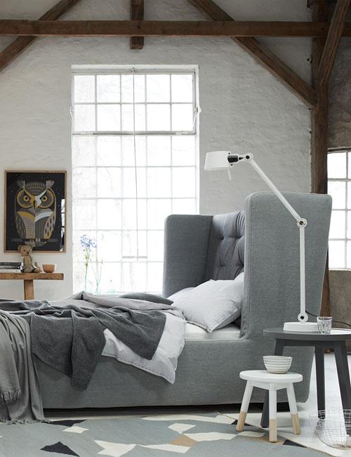 Peter Fehrentz interiordesign photography Innenarchitektur Fotografie Design Möbeldesign Furnituredesign Schöner Wohnen country modern bed shelter luiz owl dieter braun bedlinen loft