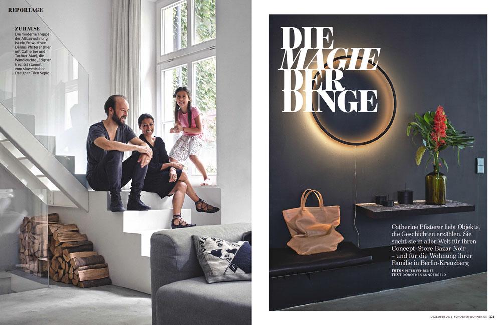 Peter Fehrentz interiordesign photography Innenarchitektur Fotografie Design Möbeldesign Furnituredesign Berlin apartment Bazar noir homestory
