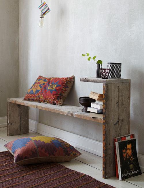 Peter Fehrentz interiordesign photography Innenarchitektur Fotografie Design Möbeldesign Furnituredesign diy made by yourself bench shabby wood