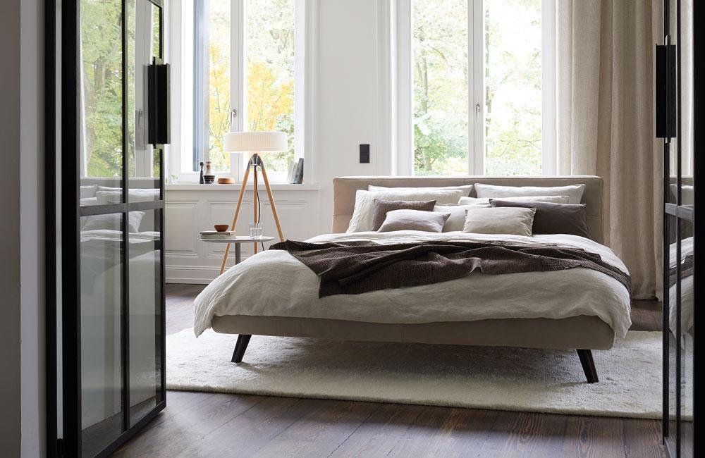 Peter Fehrentz interiordesign photography Innenarchitektur Fotografie Design Möbeldesign Furnituredesign Luiz Beds Nap Leather