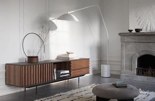 Peter Fehrentz interiordesign photography Innenarchitektur Fotografie Design Möbeldesign Furnituredesign More Sideboard Walnuss Harri American Walnut